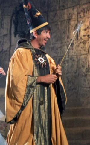449967b63ba3f Gilligans Island – Gilligan in Korob's Gown as Fairy Godfather ...