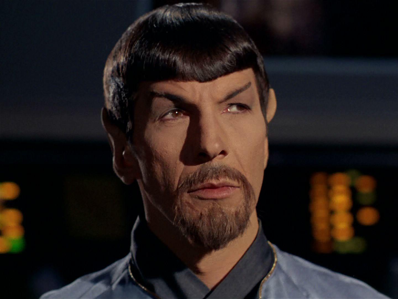 Image result for spock beard