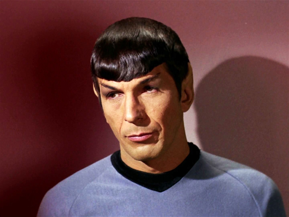 My Daily Spock 5/1/12