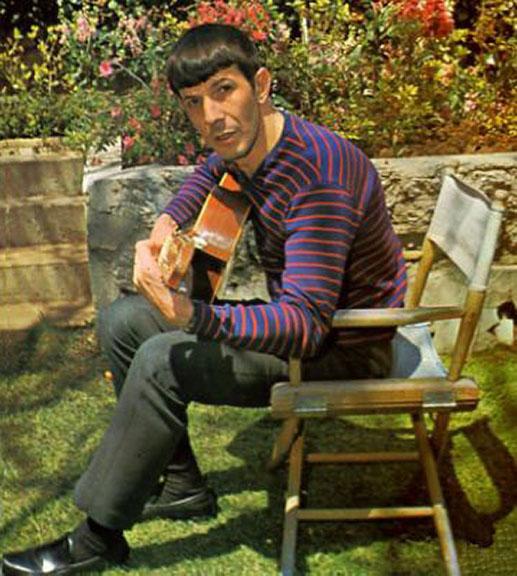My Weekly Spock 10/22/12-- Guitar Man!  (5/6)