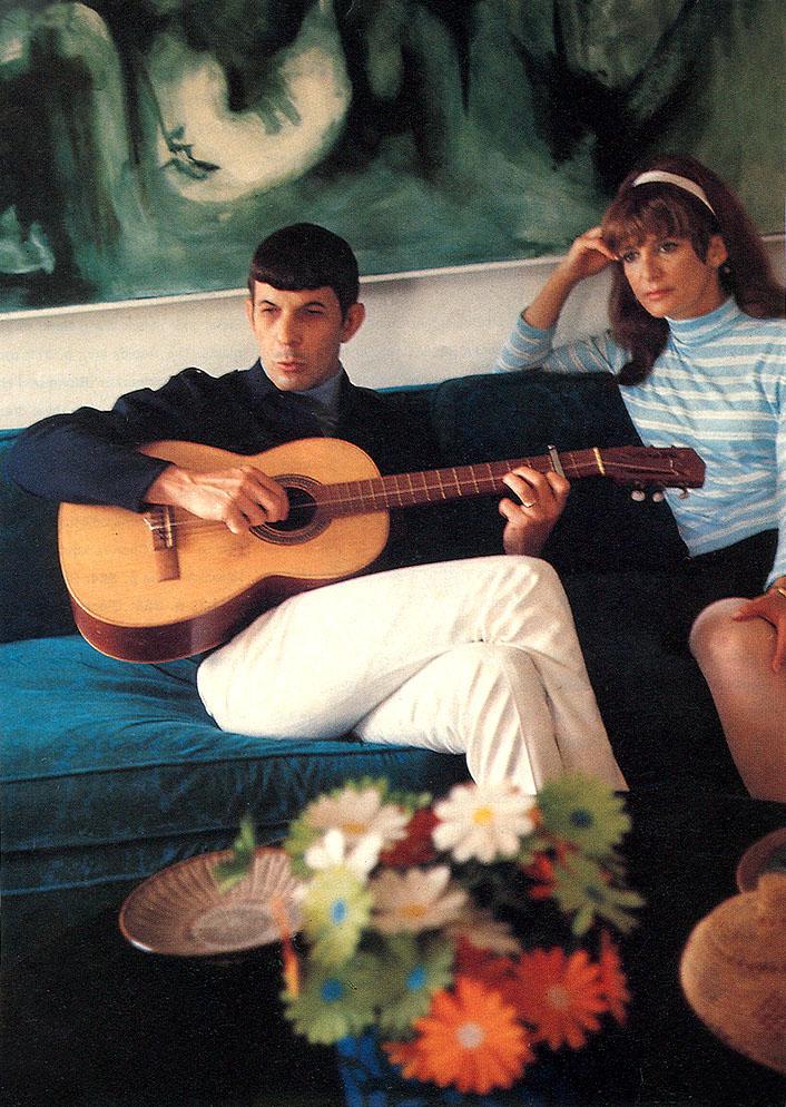 My Weekly Spock 10/22/12-- Guitar Man!  (3/6)