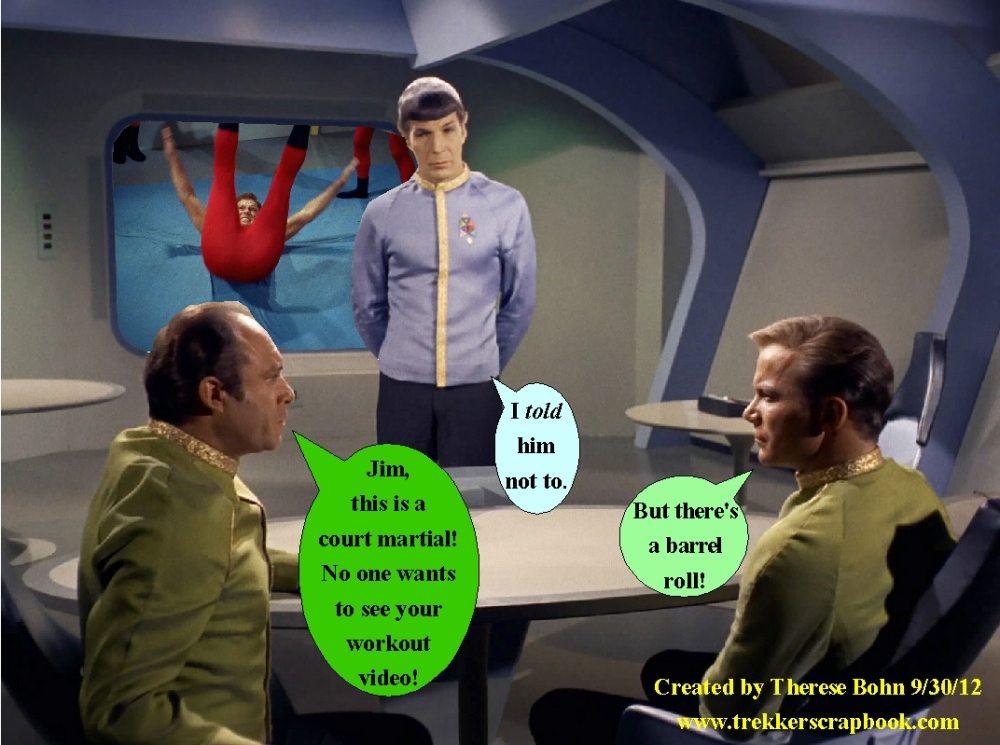 StarTreKomics -- A Gallery of Trek Fun! (5/6)