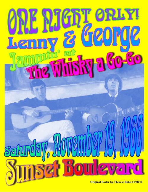 Lenny & George