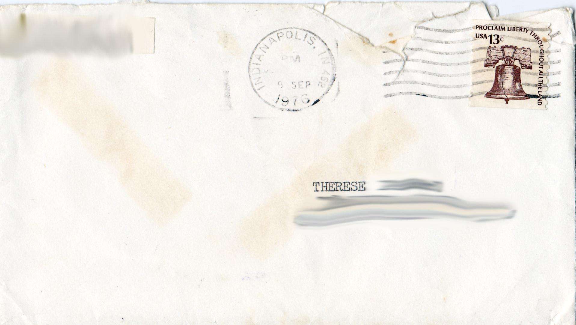 Letter from Trek Fan Joanne 01 9-8-76 copy