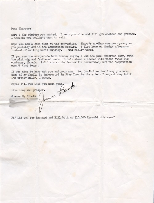 Letter from Trek Fan Joanne 02 copy