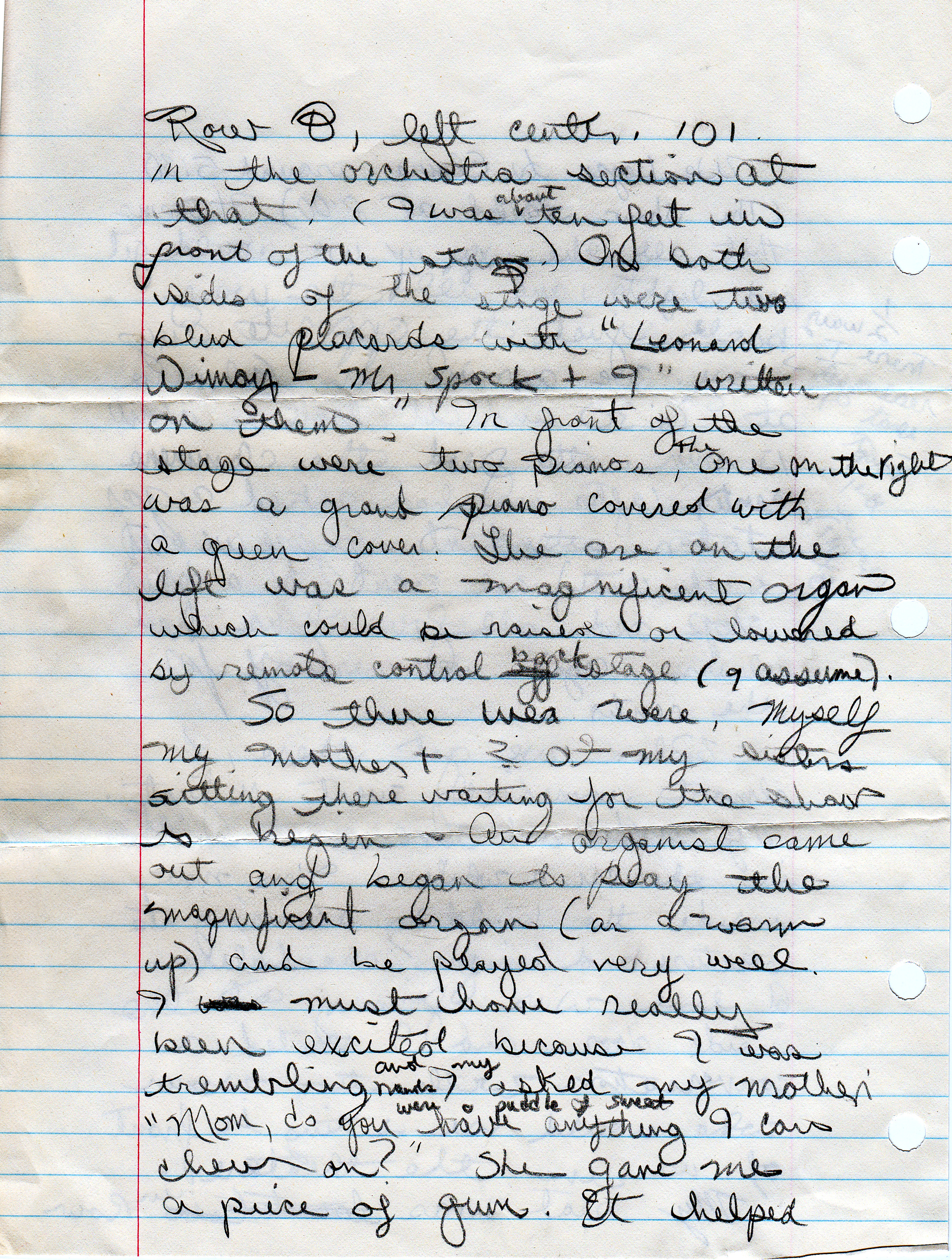 Nimoy at Elmira -2-18-1978-B