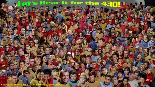 the 430 poster latest update 1-15-13