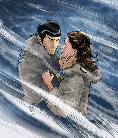 Spock_And_Zarabeth_by_Marcelo_Baez