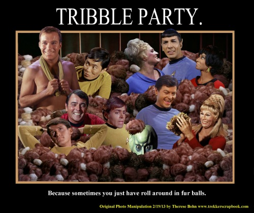 tribble party