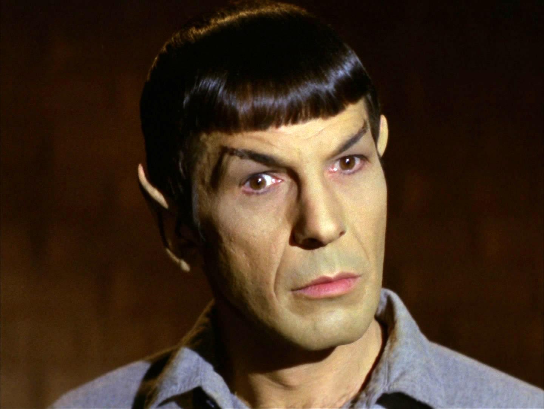 My Weekly Spock 3413 That Eyebrow Trekkerscrapbook