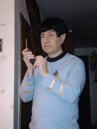 Mr. Spock T.O. from Ontario