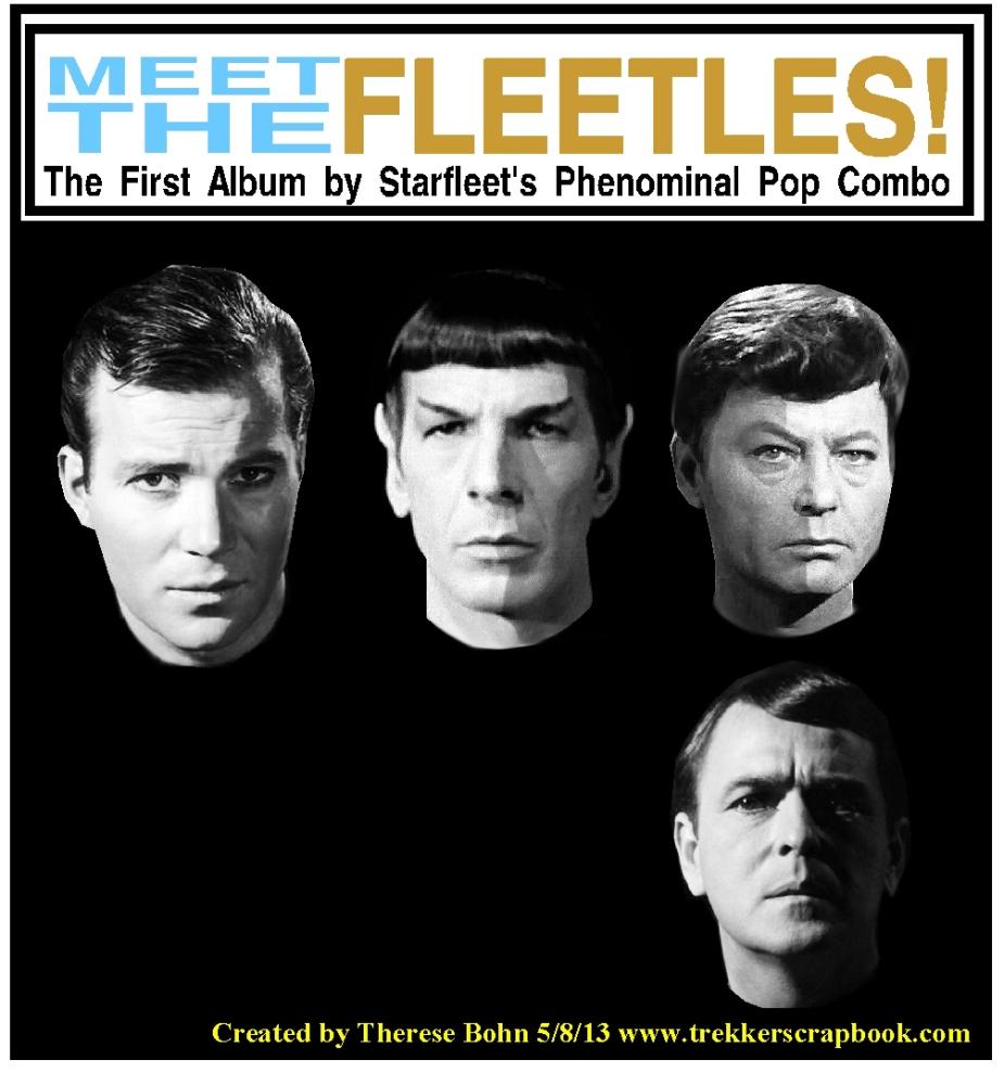 StarTreKomics -- A Gallery of Trek Fun! (5/6)