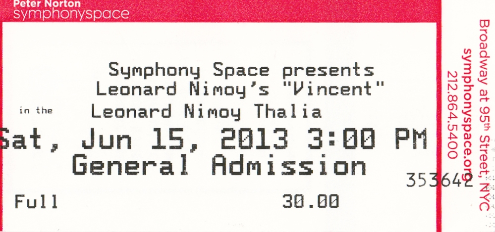 Seeing Leonard Nimoy in Person (Again!) Only 300 miles and 36 years Later- (VIDEO, PHOTOS) (4/6)
