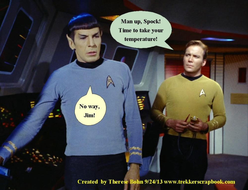 StarTreKomics -- A Gallery of Trek Fun! (2/6)