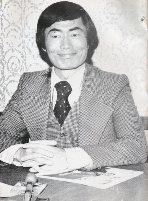 media spotlight  1977-02