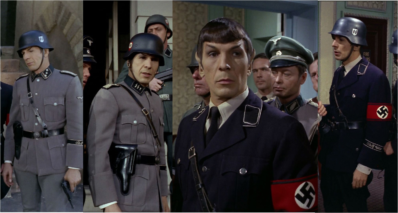 my weekly spock – halloween edition; spock goes trick or treating