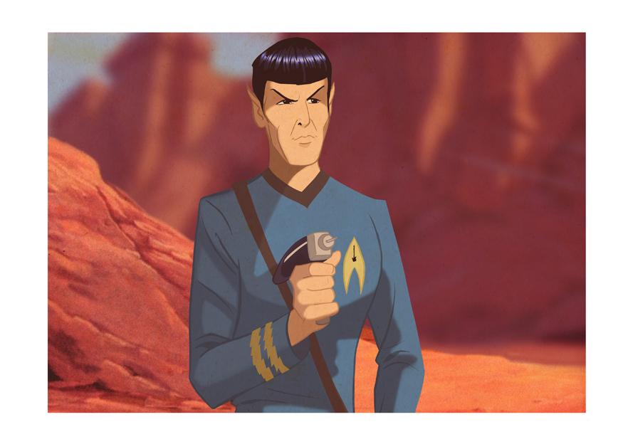 FArFri � Star Trek Pop Art by Des Taylor | TrekkerScrapbook