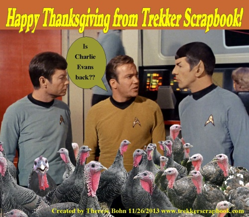 Thanksgiving Trekker