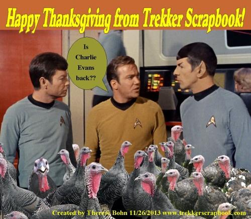 Thanksgiving Trekker