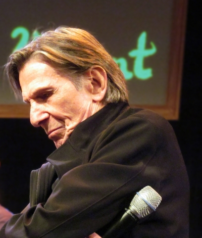 "Leonard Nimoy at presentation of ""Vincent"" on June 15th, 2013 Original Photo by Therese Bohn."