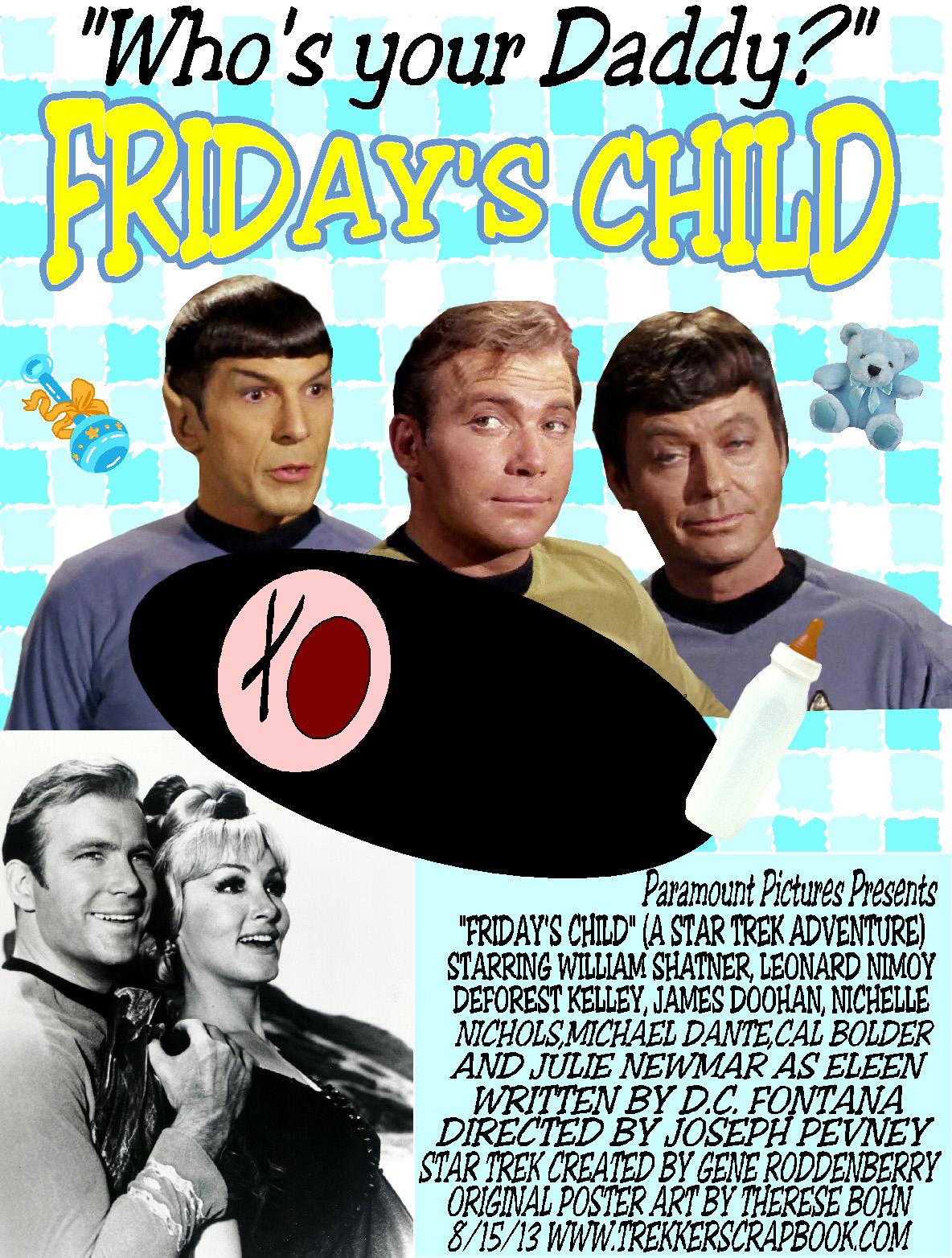 32-Fridays Child