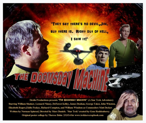 35 Doomsday Machine