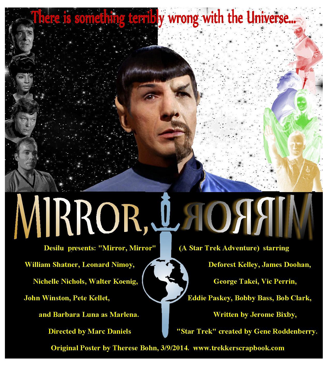 40 Mirror Mirror
