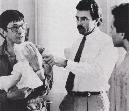 Leonard-Nimoy-Tom-Selleck-Steve-Guttenberg-Three-Men-and-a-Baby