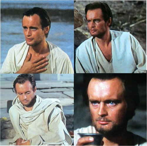 David McCallum as Judas (*Sigh!*)