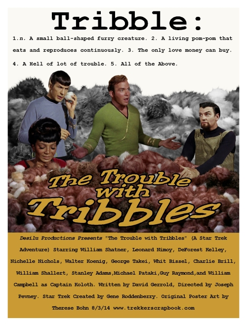 43 The Trouble with Tribbles