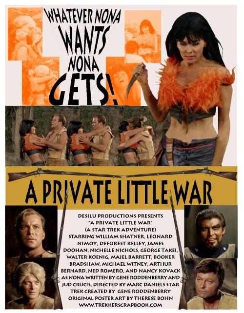 46 A private little war