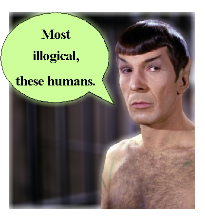 most illogical