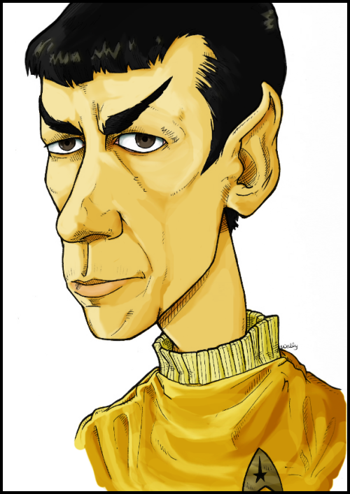 Mr_Spock_by_WallyHindle