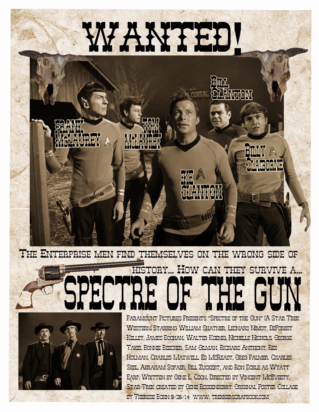 57 Spectre of the Gun
