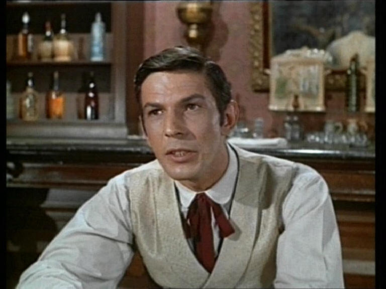 My Weekly Spock Nimoy As Freddy In Bonanza The Ape
