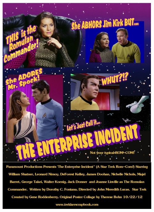 60 The Enterprise  Incident