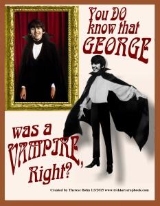 George the Vampire