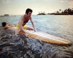 Surfin Spock
