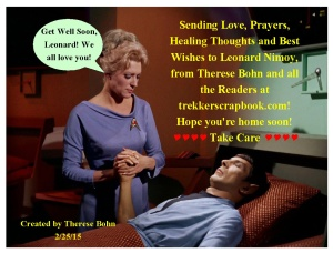 get well leonard