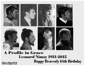 heavenly 84th nimoy