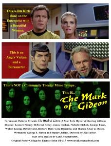 72 - The Mark of Gideon