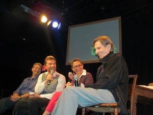 Panel Laugh