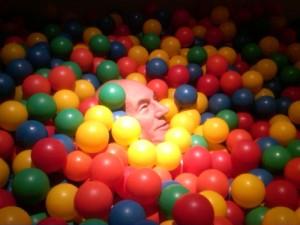 Sir Pat balls