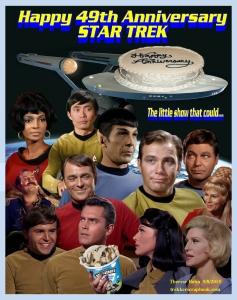 Happy 49th Star Trek