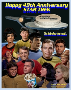 Happy 49th Star Trek
