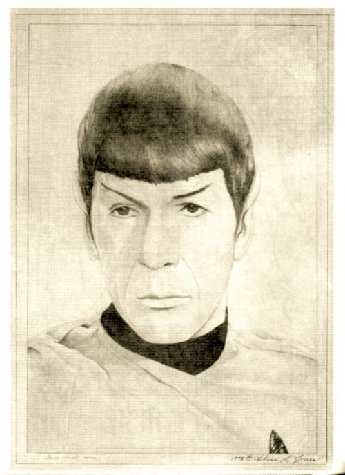 Spock by Alice Jones copy