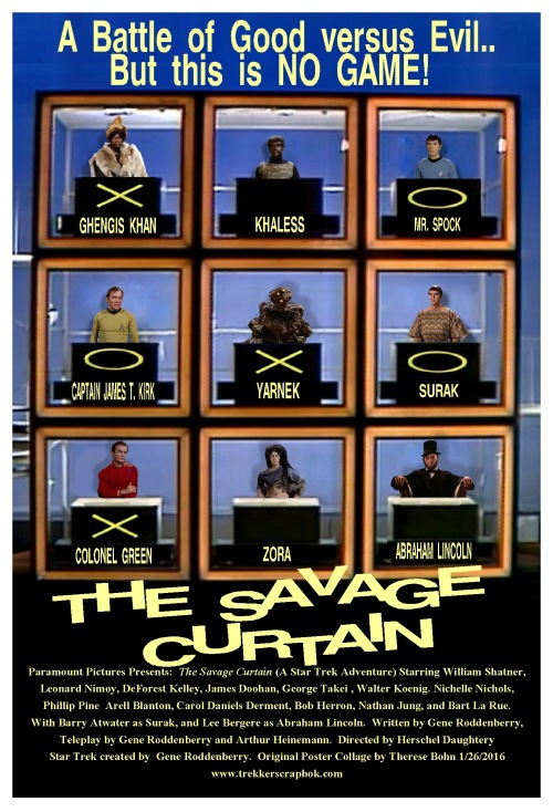 76 The Savage Curtain