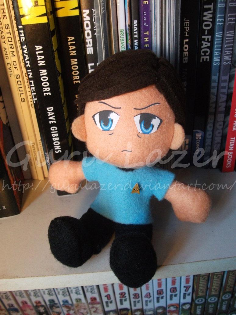 'Star Trek Bones plushie' by gurulazer