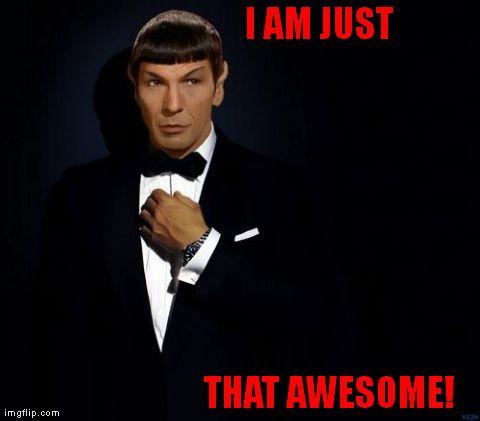 Spock Tux