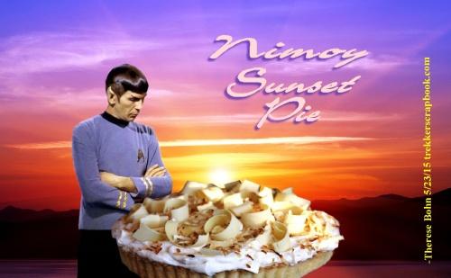 SunsetSpock Pie